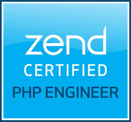 PHP Zend сертифицирование сегодня