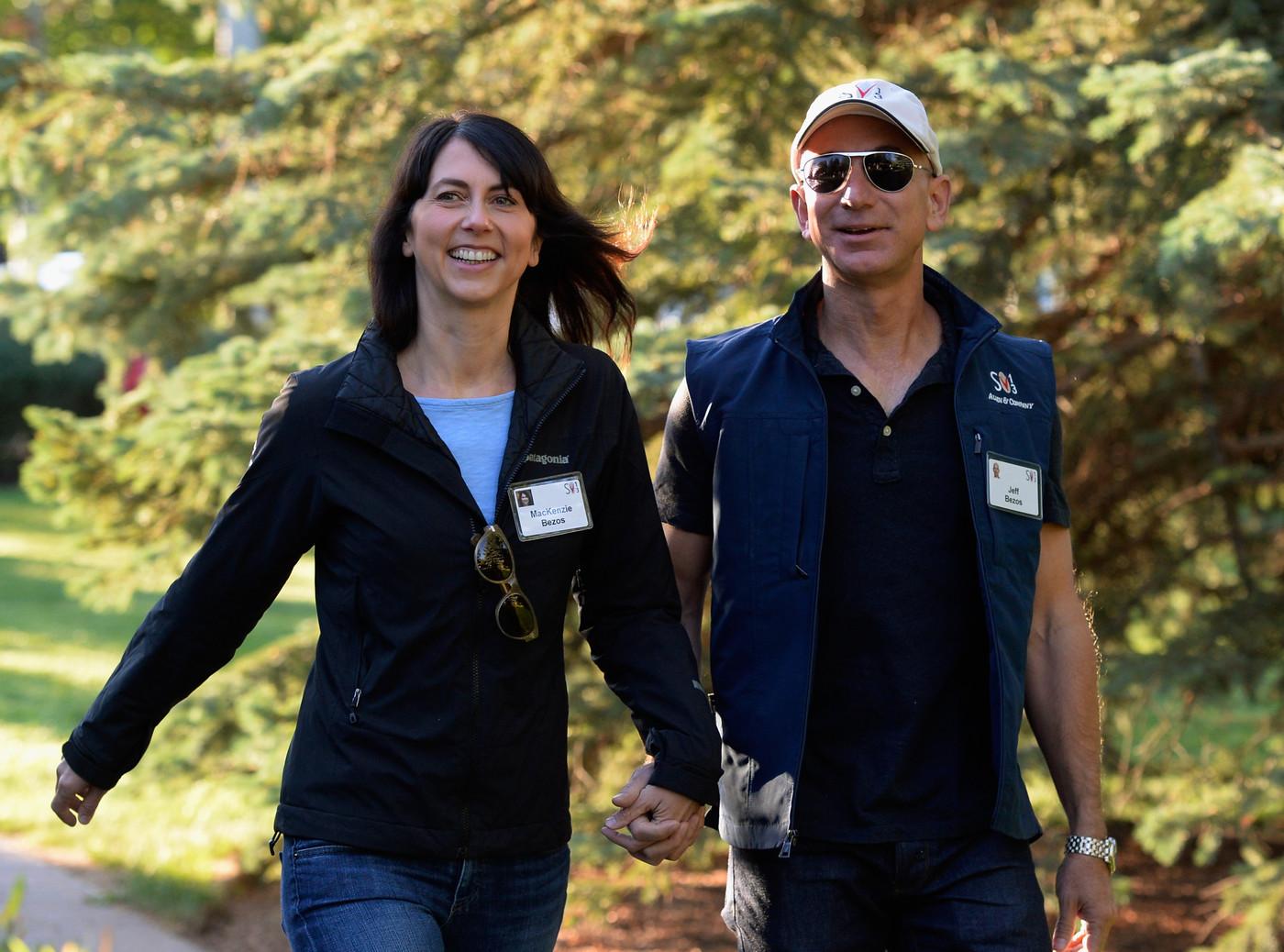 """Jeff Bezos Foundation """"Day One"""""""