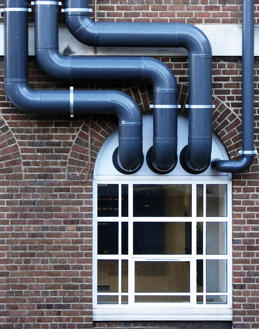 Window and ... pipes