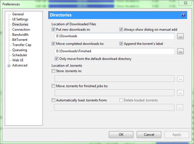 Менеджер закачки utorrent инструкция