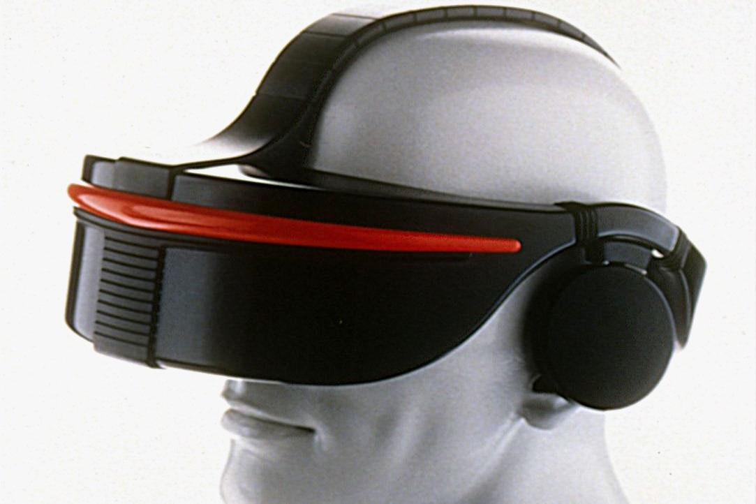 В игру для Sega VR впервые удалось поиграть в HTC Vive VR спустя 25 лет после ее создания