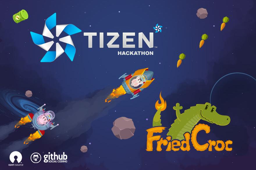 FriedCroc Tizen Hackathon