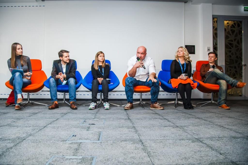 Микро-конференция UX-Среда №26: Дизайн-образование в России