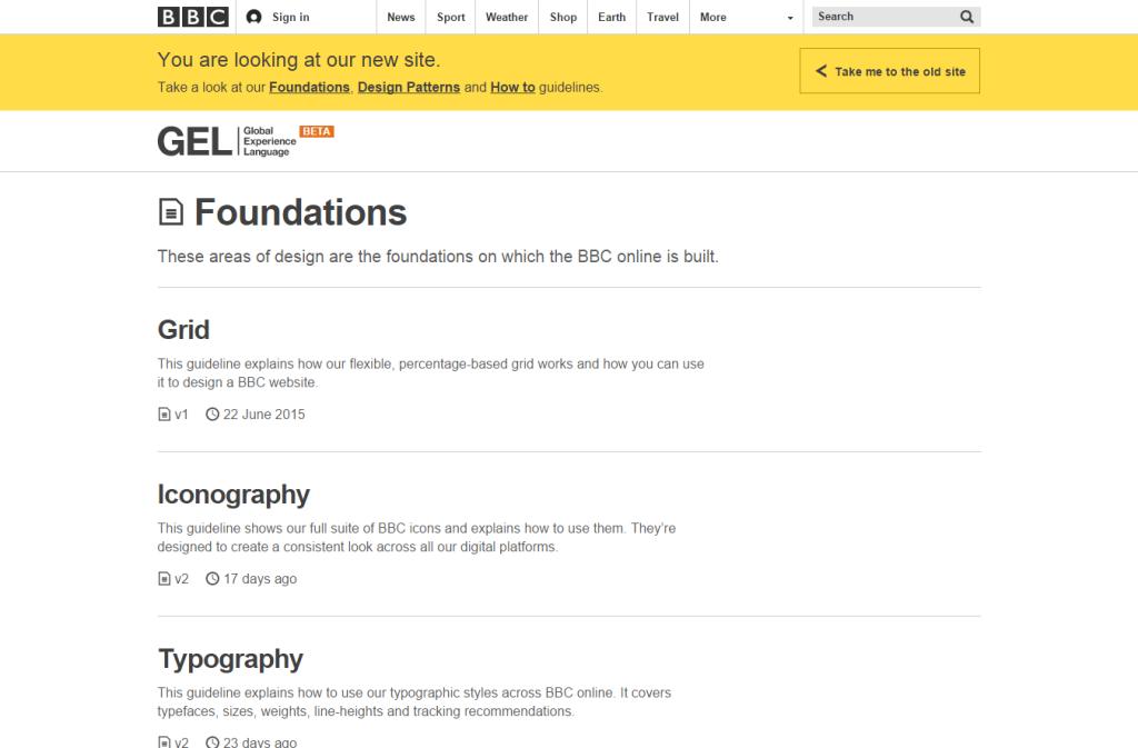 BBC GEL 2.0