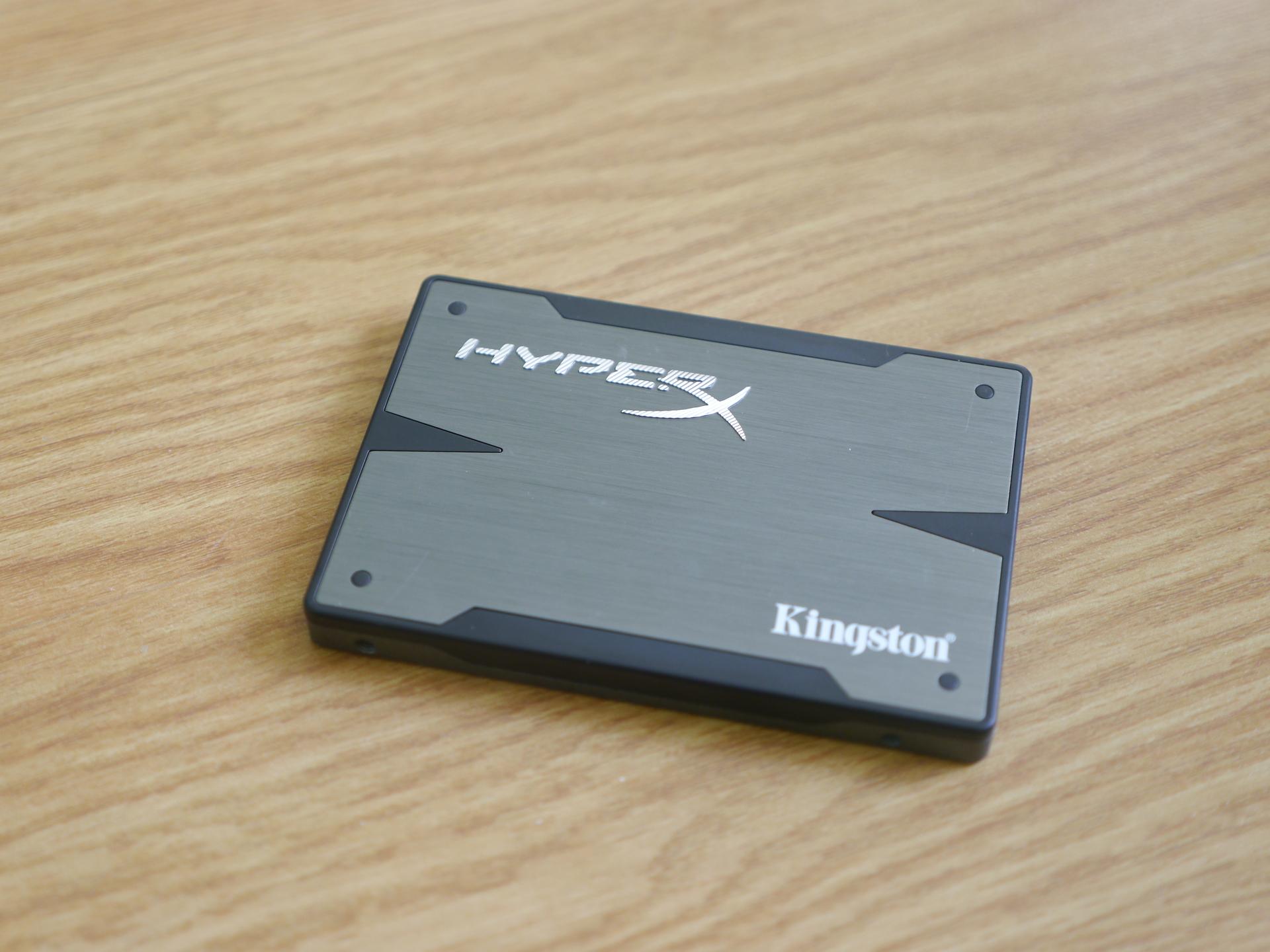 Пара дней с Kingston HyperX 3K 480 ГБ