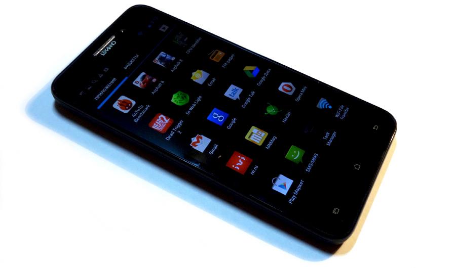 Lexand Capella: смартфон с Full HD-экраном и поддержкой двух SIM-карт за 9 600 рублей (280$)