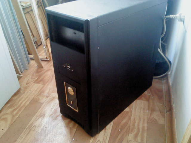 Мини-сервер на основе CubieBoard2. Эстетично, дёшево и практично