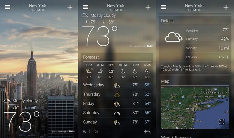 Yahoo!, один з кращих дизайнів 2013 на думку Apple