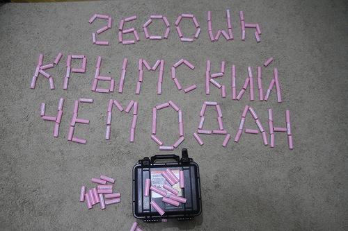 На электричестве до Крыма