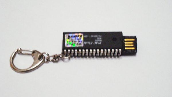 Хакерская флешка из микросхем BIOS'a фото 13