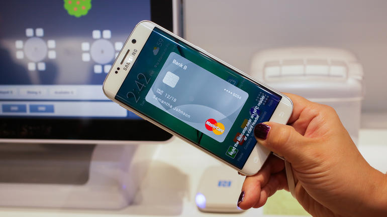 Опыт использования Samsung Pay
