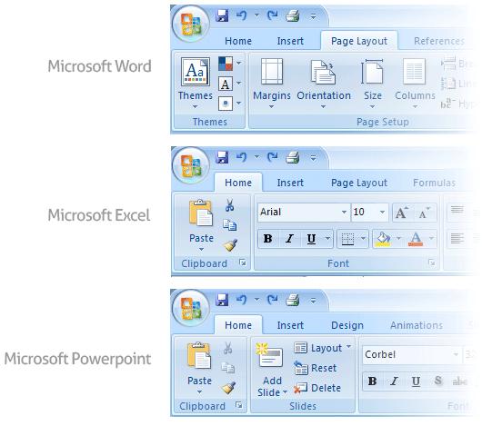 Элементы управления MS Office