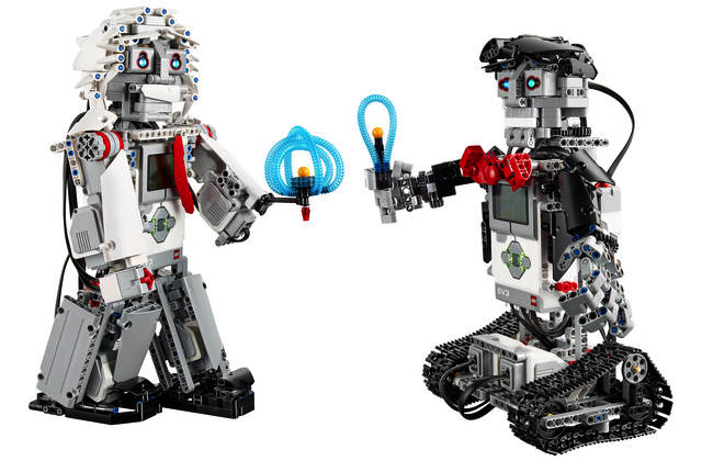 New development tools with LEGO Education - from Microsoft, MIT and not only