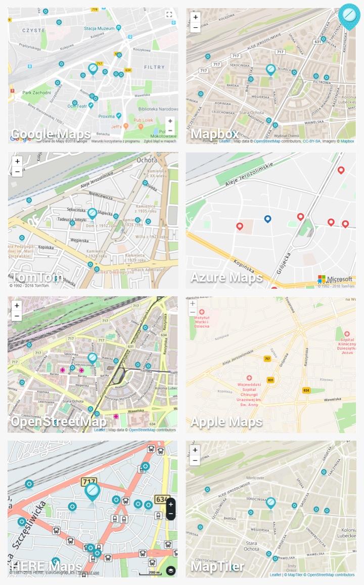 Proshaj Google Maps Habr