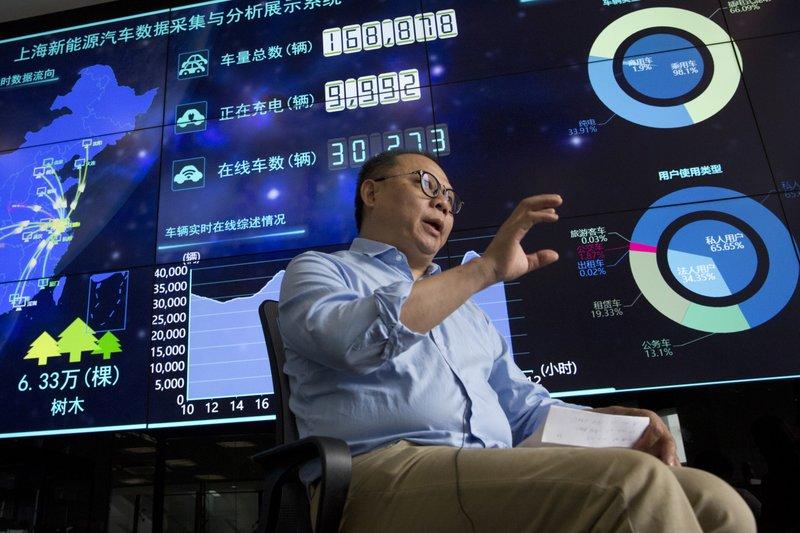 Власти Китая собирают информацию с электромобилей граждан страны