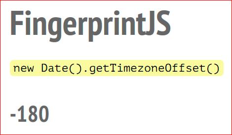 Browser Fingerprint – анонимная идентификация браузеров