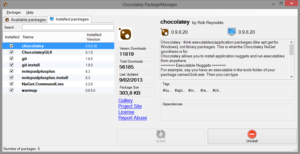 Магия Chocolatey: apt-get и yum для Windows / Хабр