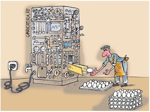 Автоматизация бизнеса начинаем разбираться