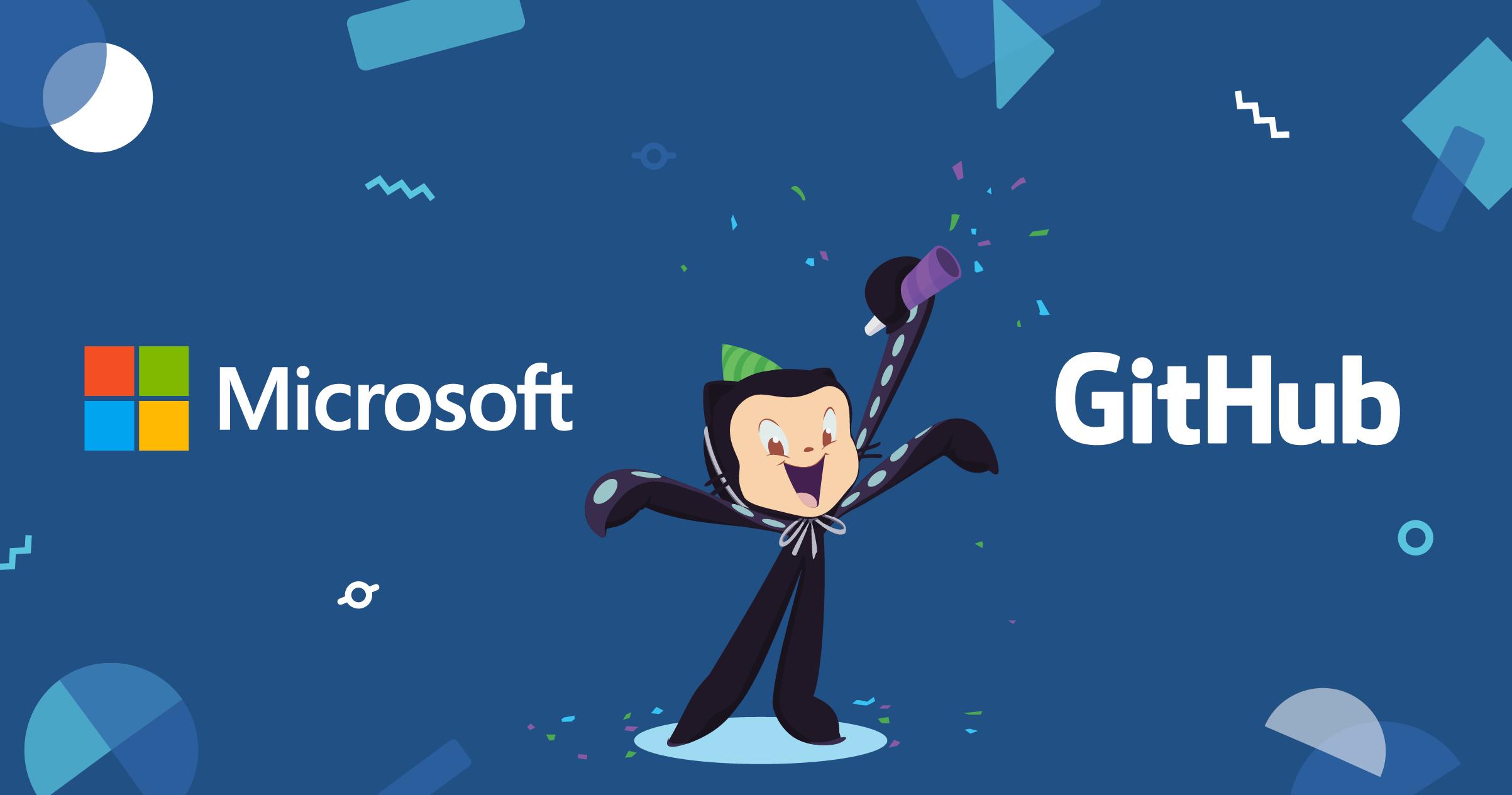 GitHub теперь официально принадлежит Microsoft
