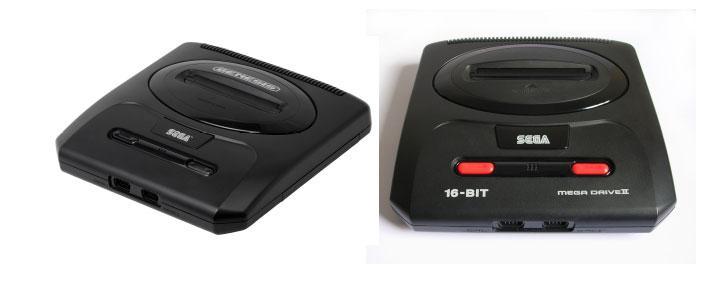 Как работала графическая система Sega Mega Drive: Video Display Processor