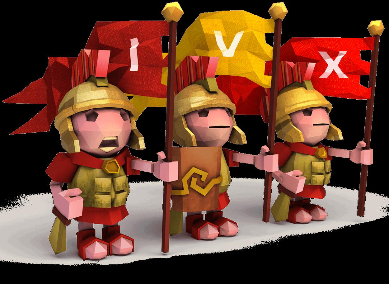 0b1001 путей решения задачи перевода римских цифр