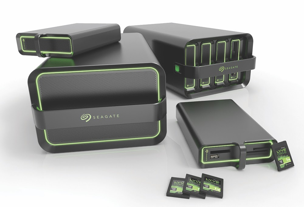 SSD для геймеров и хранение данных будущего: Seagate на CES 2020