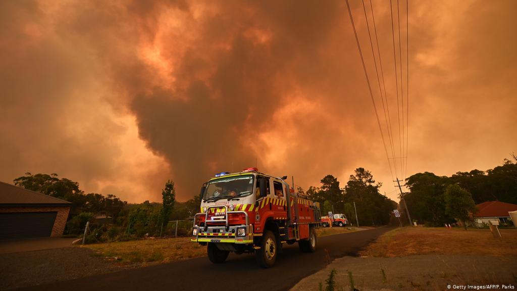 Как помехи в работе сотовой сети могут помочь отслеживать распространение лесных пожаров