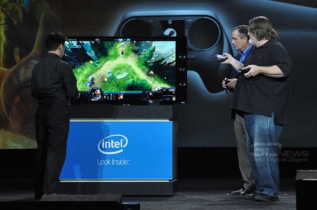 Intel заявила о поддержке Steam Machines и анонсировала Dual OS официально + ответ от AMD