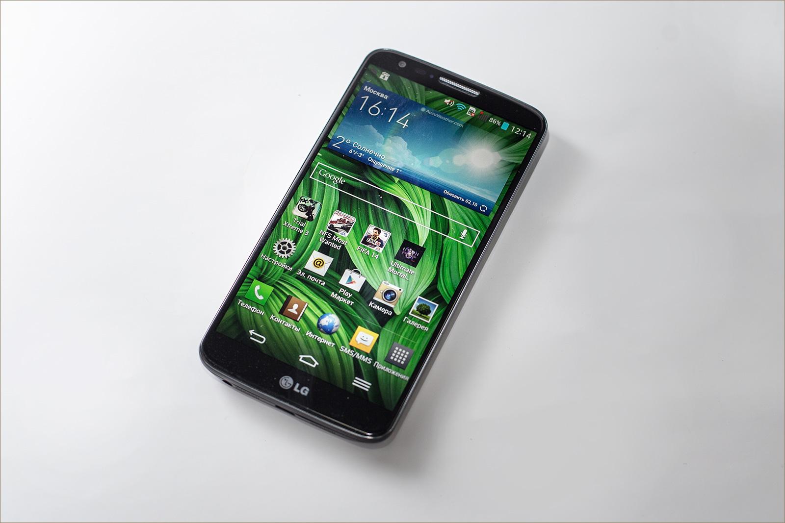 LG G2 — впечатления