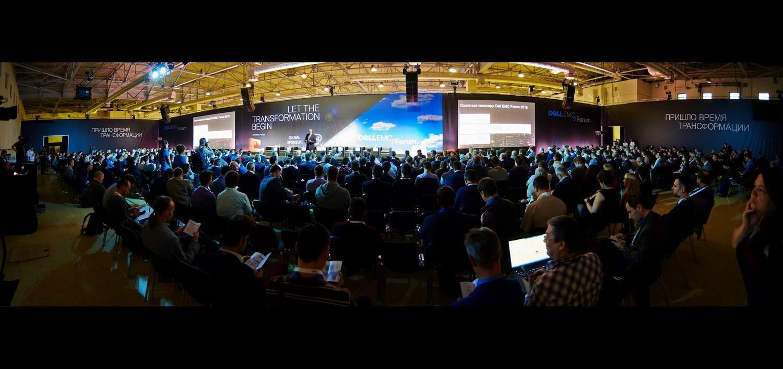 Dell EMC: конвергенция для трансформации