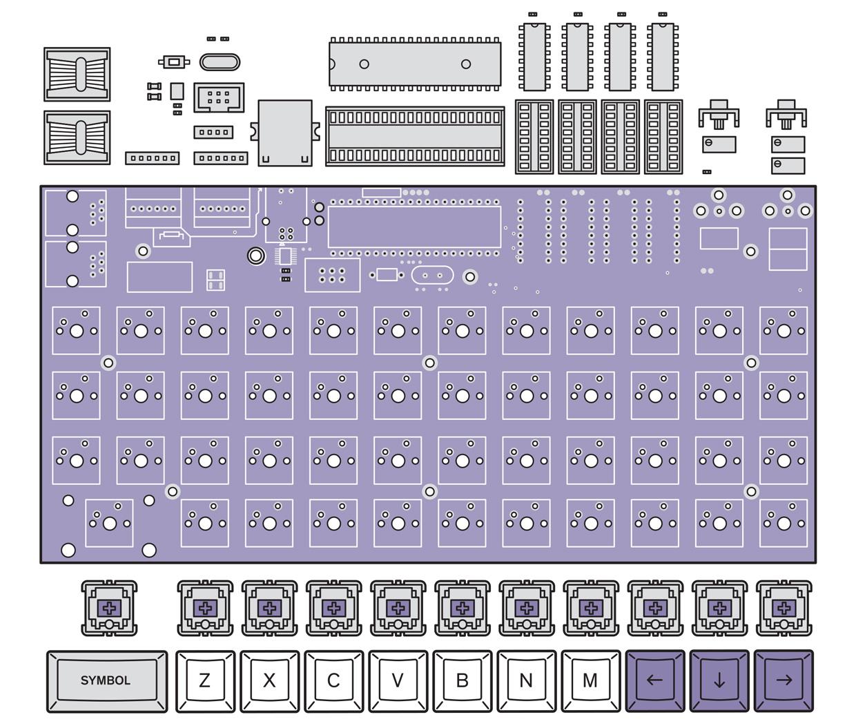 Как собрать 8-битный домашний компьютер на 5 чипах — IT-МИР. ПОМОЩЬ В IT-МИРЕ 2021