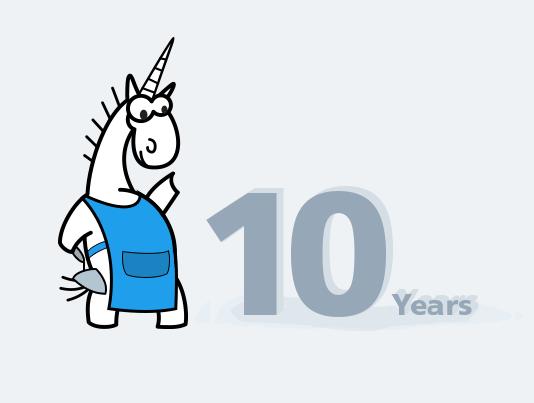 10 років сайту viva64.com!