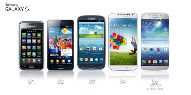 Samsung Galaxy S5 и Apple iPhone 6