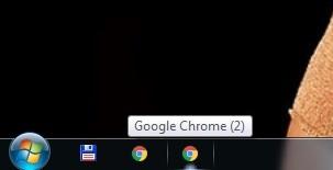 Забавная косметическая бага в Google Chrome