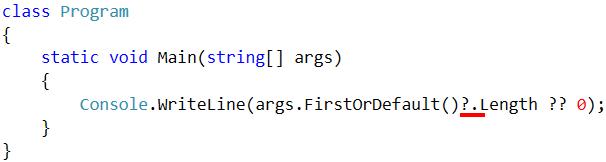 Доступна превью новой версии Visual Studio, с Roslyn и C# 6
