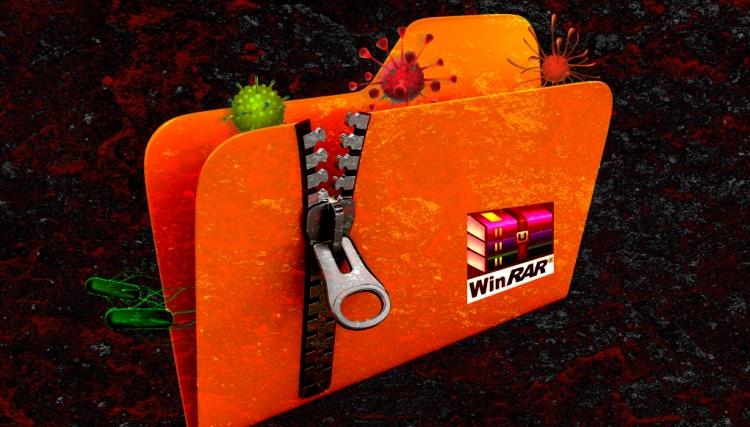 Незакрытая в течение 19 лет уязвимость WinRar позволяет разместить распакованный файл в произвольном месте