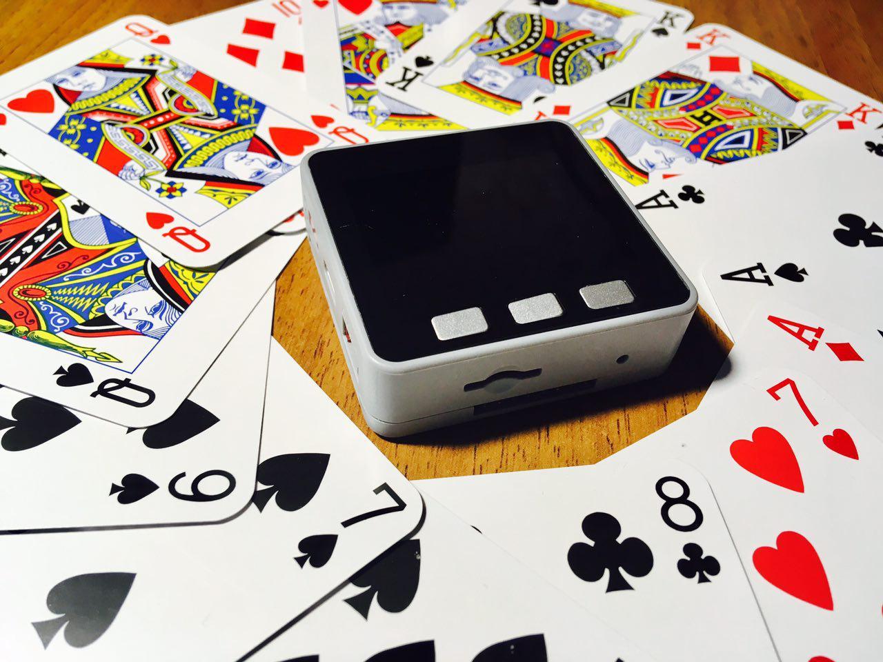 Карточная игра «Дурак» на двух M5Stack