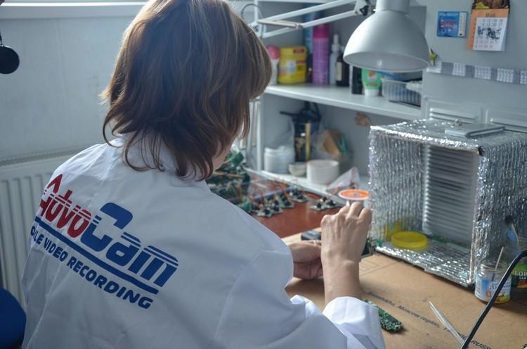 Как в России делают видеорегистраторы: репортаж с завода AdvoCam во Владимирской области
