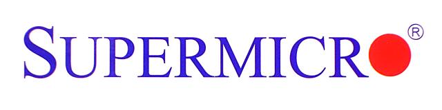 логотип Supermicro