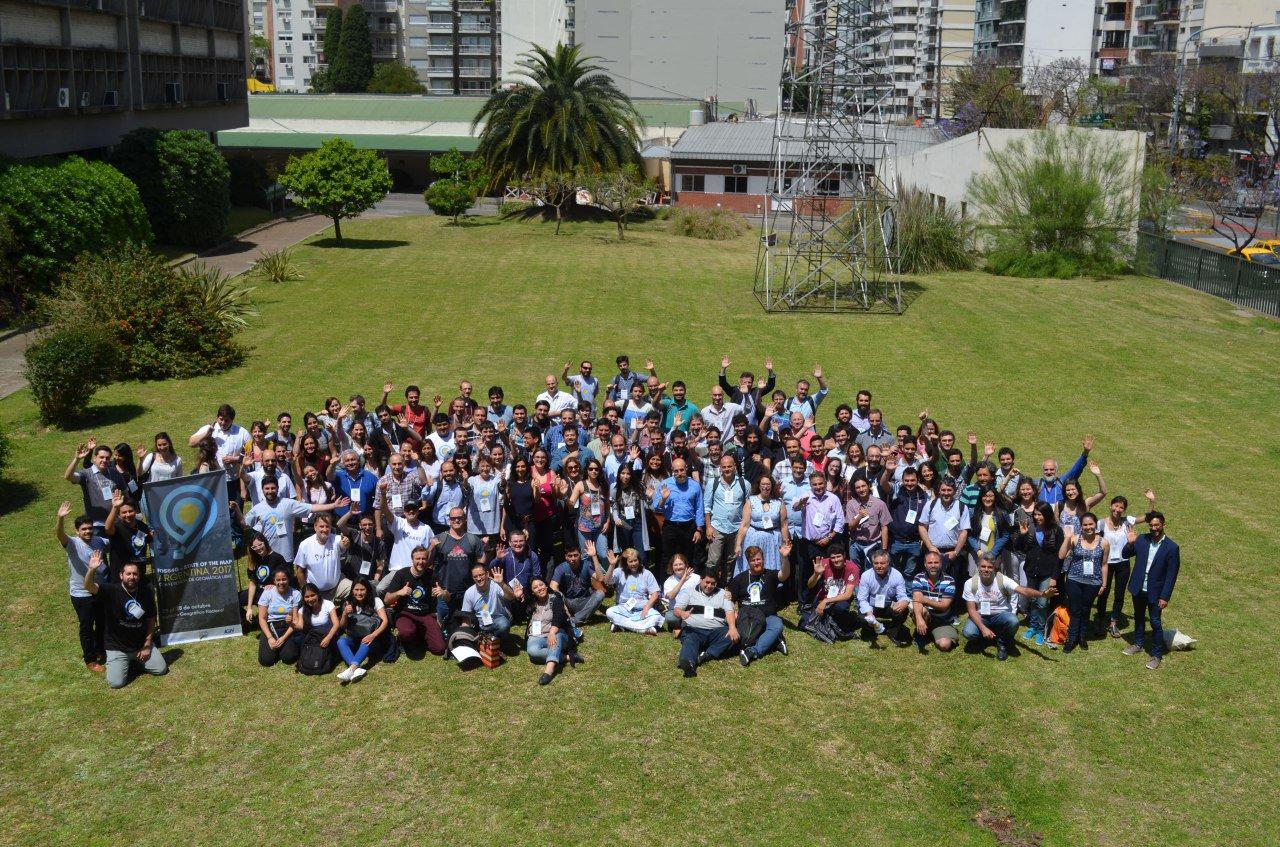 Конференции OpenStreetMap в 2017 году