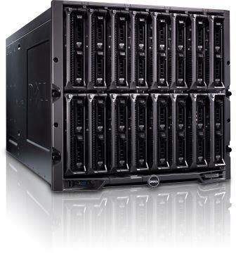 Сервер высокой плотности Dell PowerEdge M1000e