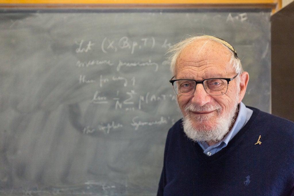 Абелевскую премию по математике разделили двое пионеров в областях вероятностей и динамики — IT-МИР. ПОМОЩЬ В IT-МИРЕ 2021