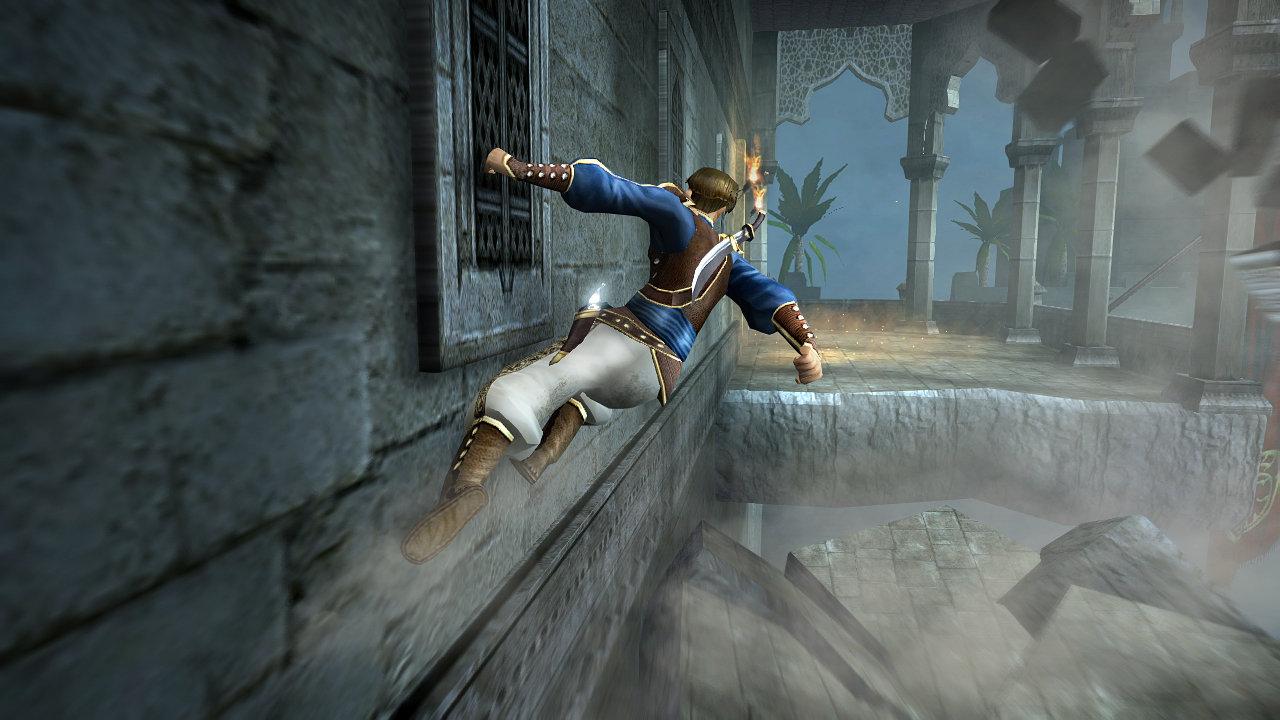 Система перемотки времени в стиле Prince of Persia