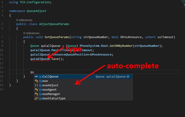 Программирование для 3CX на C#: используем 3CX Call Control API в
