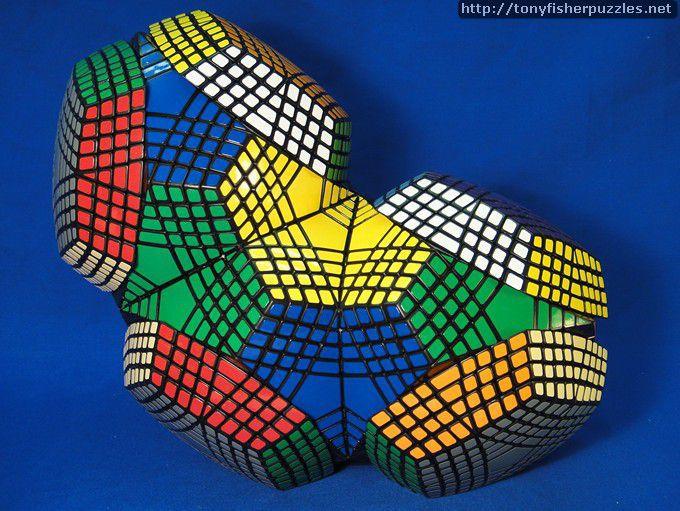 Это уже не Кубик Рубика,