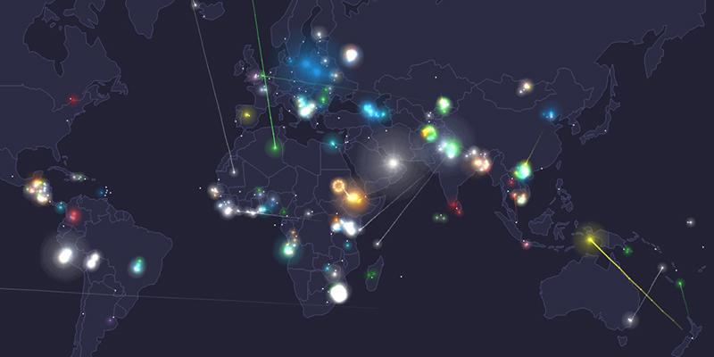D3.js – World Bank Global Development Sprint