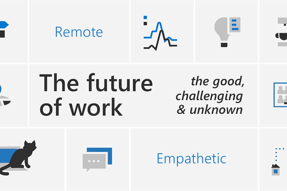 Будущее сферы труда  хорошее, плохое и неизвестное