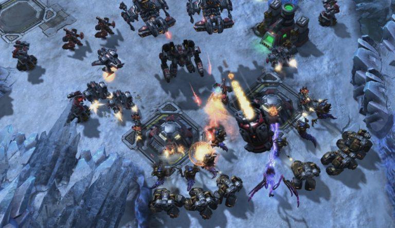 Нейросеть AlphaStar обыграла профессионалов StarCraft II со счётом 10–1