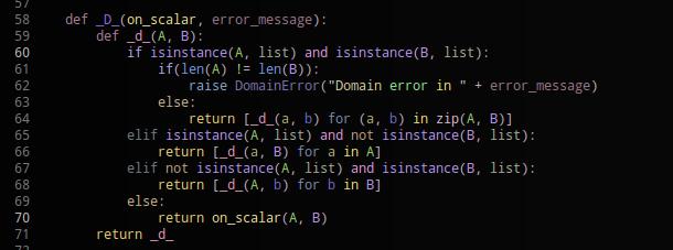Скрипт для облегчения инспекции кода