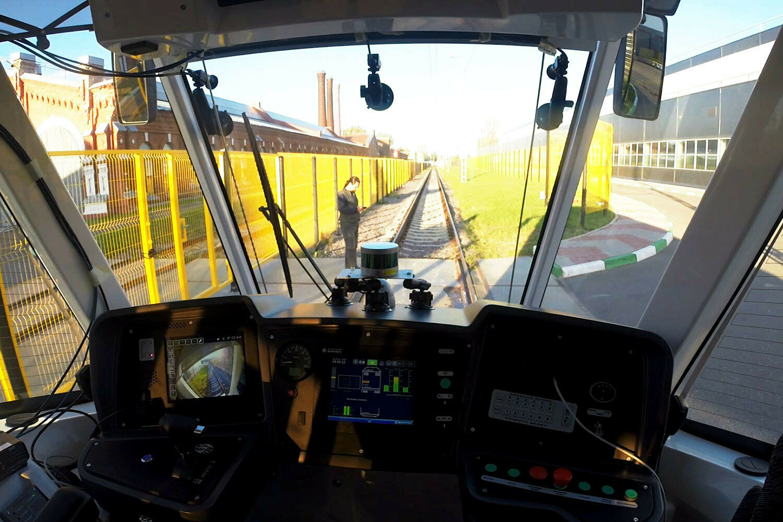 Роскосмос приступил к разработке беспилотного трамвая